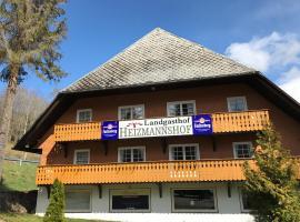 Heizmannshof Hotel & Restaurant am Titisee / Feldberg, hotel in Titisee-Neustadt