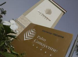 Palm Camayenne, hotel in Conakry