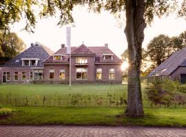 Landhuis Hotel Rikus, hotel near Kropswolde Station, Eext
