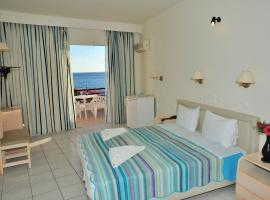 Creta Mare Hotel, pet-friendly hotel in Plakias