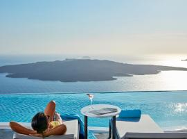 Cosmopolitan Suites - Small Luxury Hotels of the World, hotel din Fira