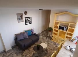 Casa Villaliz, apartamento en Toluca