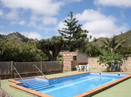 Finca El Vergel Rural, country house in Tegueste