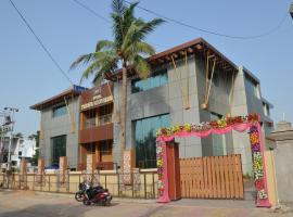 Hotel The Golden Sunrise, hotel in Patna