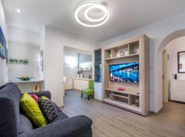 Apartments Dora, luxury hotel in Ičići