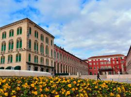 Hotel Bellevue, hotel near Kastelet Beach, Split