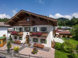 Landgasthof Dorfstadl, Hotel in Kössen