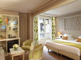Rochester Champs Elysees, hotel near Salle Gaveau, Paris