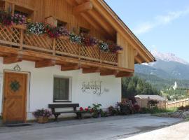 Huberhof, farm stay in San Candido