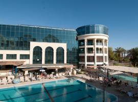 Central Park Hotel, hotel a Eilat
