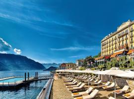 Grand Hotel Tremezzo, hotell i Tremezzo