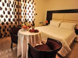 Hotel Vila e Arte City Center, hotel in Tirana