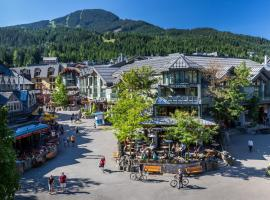 The Crystal Lodge, hotel in Whistler