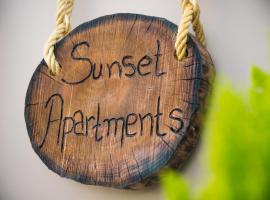 Sunset Apartments Free shuttle from Athens Airport, hotel near Eleftherios Venizelos Airport - ATH,