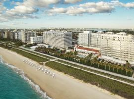 Four Seasons Hotel at The Surf Club, hotel in Miami Beach