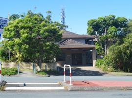 Excelsior Motor Inn, accommodation in Port Macquarie