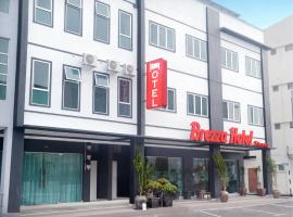 Brezza Hotel Sitiawan, hotel di Sitiawan