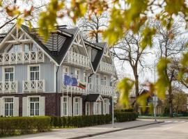 Art Hotel – hotel w Druskienikach