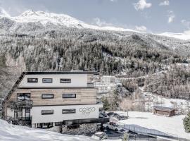 Corso Living, serviced apartment in Sölden