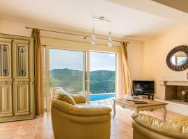 Villa Inna, hotel in Mikros Gialos