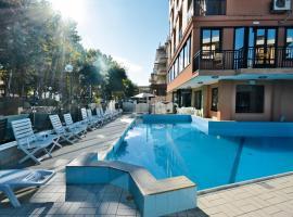 Hotel Apollo, hôtel à Cesenatico