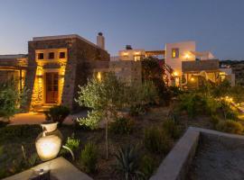 Villa Patmos Netia, hotel in Patmos
