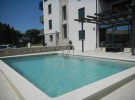 Apartment Berger, luxury hotel in Medulin