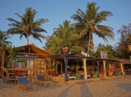 Salida del Sol Patnem, hotel near Agonda beach, Patnem