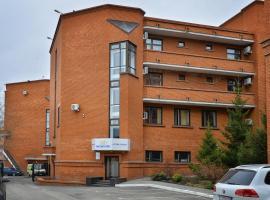 Бутик-отель «Мегаполис», отель в Омске
