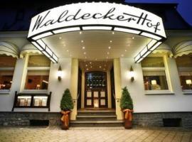 Wellness-Hotel Waldecker Hof, hotel in Willingen