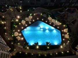 Luxury 2BR Apartment at Masteri, hotel near Vincom Mega Mall Thao Dien, Ho Chi Minh City