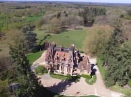 château Mont Suzey, B&B/chambre d'hôtes à Yvoy-le-Marron