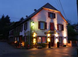 Hôtel du Haut Koenigsbourg - le hk calme et nature, hotel near Le Haut Koenigsbourg, Thannenkirch