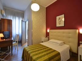 Hotel Universo, hotell i Turin
