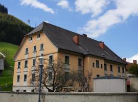 Vermietung Ronner, hotel near Green Lake, Vordernberg