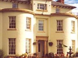 Edderton Hall Country House, hotel in Welshpool