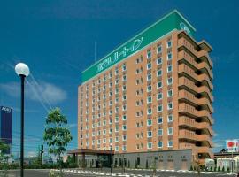 코리야마에 위치한 호텔 Hotel Route-Inn Koriyama Minami