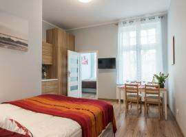 Sopot Host Patio – kwatera prywatna w mieście Sopot