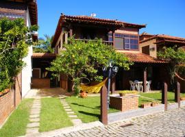 Bela casa de 4 suítes em Geribá, hotel in Búzios