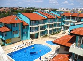 Complex Nev, хотел в Бургас