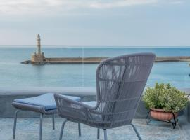 Residenza Vranas Boutique Hotel, hotel in Chania