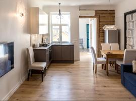 Aia Vacation Apartment, apartement sihtkohas Pärnu