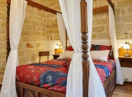Helios Garden Boutique Apartments, hotel near Archaeological Museum of Rhodes, Rhodes Town