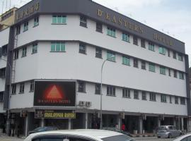D Eastern Hotel, hotel in Ipoh