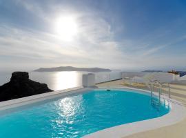 Tholos Resort, хотел в Имеровигли