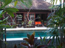 Taman Rahasia Tropical Sanctuary and Spa, hotel in Ubud