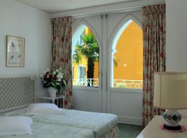 Piccolo Hotel, hotel in Locarno