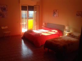 Bed and fly Aeroporto Catania, bed & breakfast a Catania