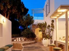 Mykonos Town Suites, romantic hotel in Mikonos