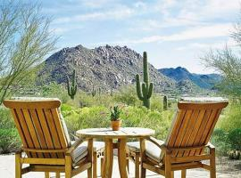 Four Seasons Resorts Scottsdale at Troon North, golf hotel in Scottsdale